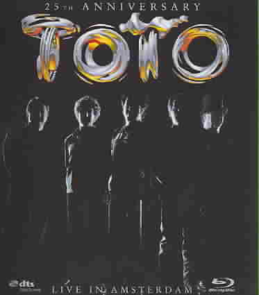 25TH ANNIVERSARY LIVE IN AMSTERDAM BL BY TOTO (Blu-Ray)