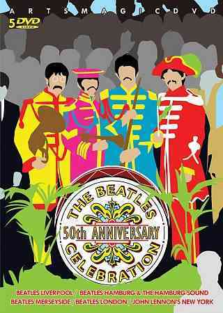 BEATLES 50TH ANNIVERSARY CELEBRATION BY THE BEATLES (DVD)